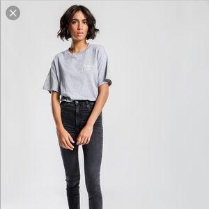 Nobody denim tee shirt sz small